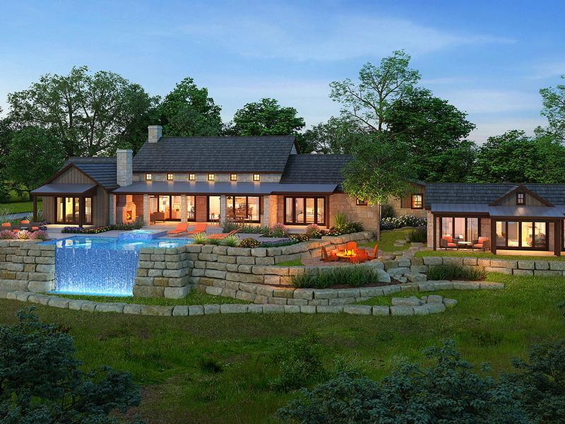 Luxury Pool And Spa Fredericksburg