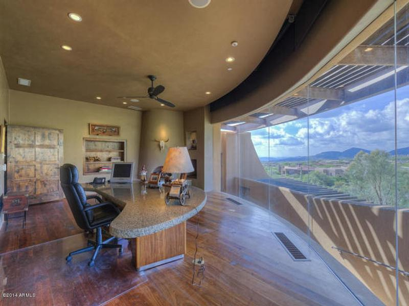 scottsdale arizona luxury home 11108 e mariola way desert mountain. Black Bedroom Furniture Sets. Home Design Ideas