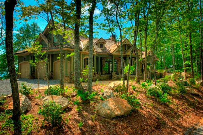 Return to the Balsam Mountain Preserve Property Page