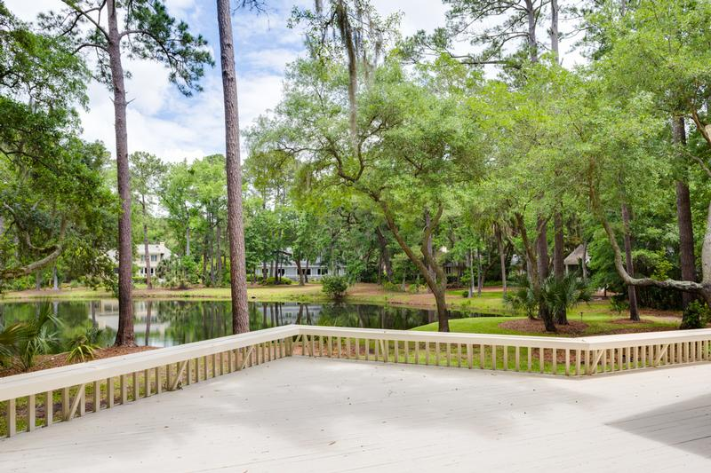 Expansive decking and a serene lagoon view - Entertaining will be a breeze!