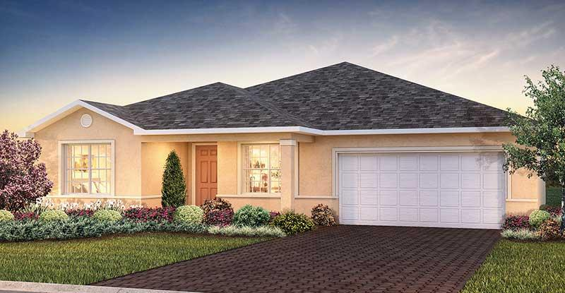 Ariana Move in ready home at On Top of the World Communities in beautiful Ocala FL