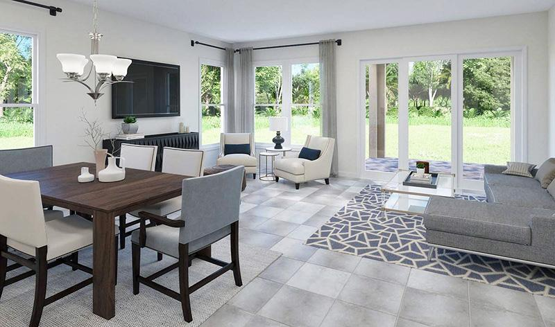 Return to the K. Hovnanian's® Four Seasons at Orlando Property Page