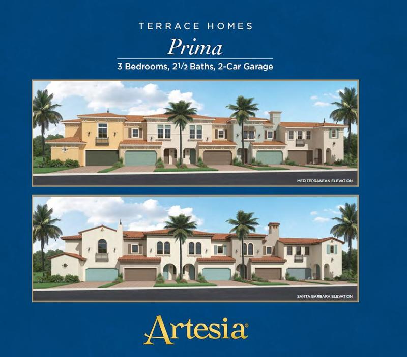 Return to the Artesia Property Page