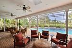 Expansive Screen Patio and Pool