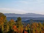 View of Grandfather Mountain from Mountain Lot #377