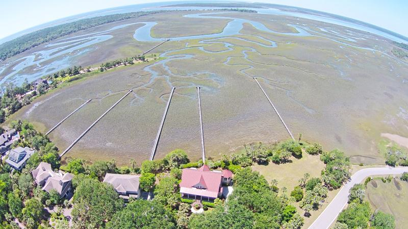 2633 Jenkins Point Road Aerial View