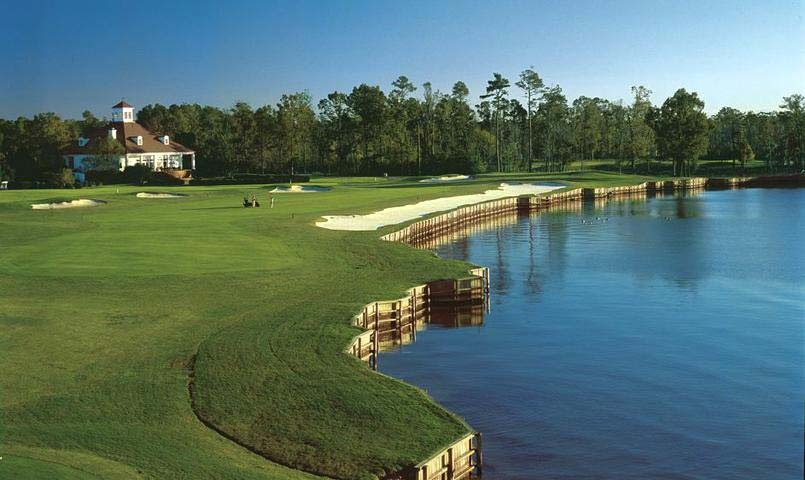 Rated 4 1/2 stars by <I>Golf Digest</I> the course is as beautiful as it is challenging.