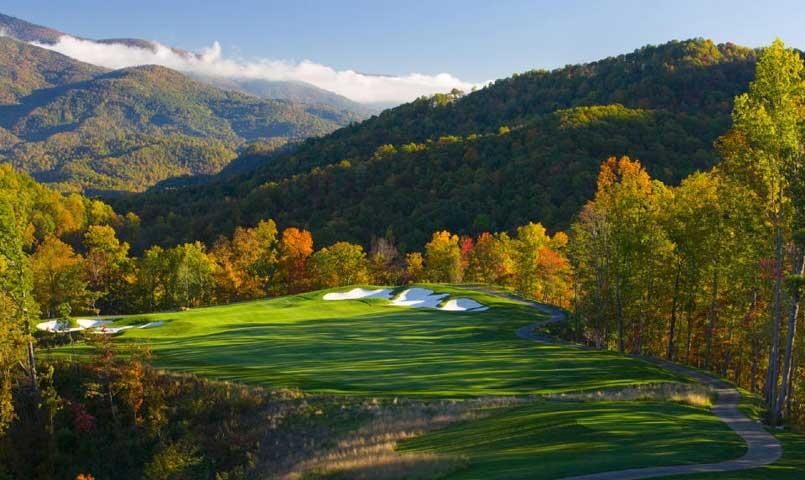 Balsam Mountain Preserve Mountain Golf Community Near