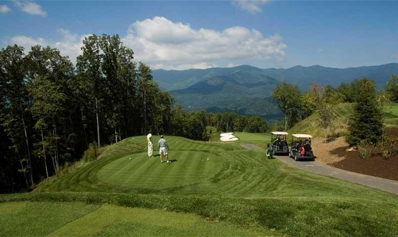 Balsam Mountain Preserve Mountain Amp Golf Community Near
