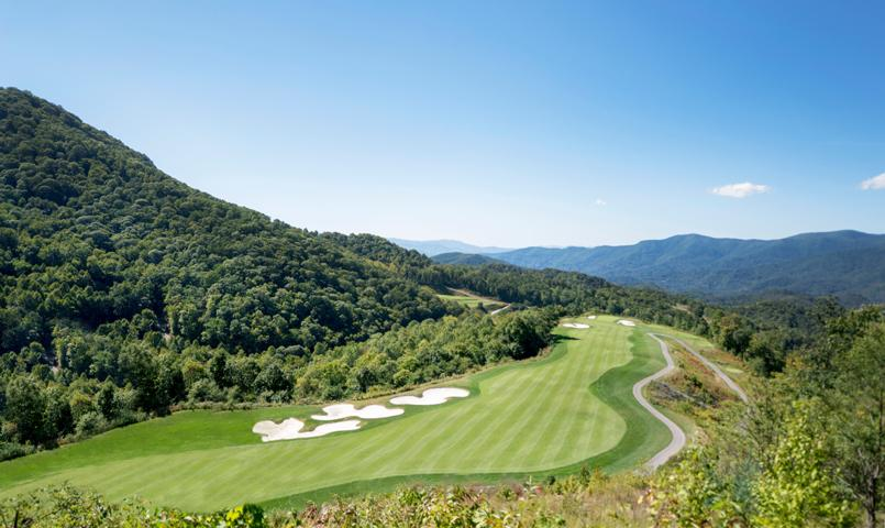 Balsam Mountain Preserve Gated Golf Community In Sylva Nc