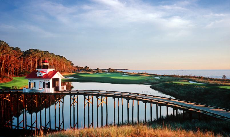 Two Signature® Golf Courses designed by Jack Nicklaus and Arnold Palmer.