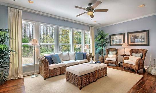 The Dunwoody Way Sunroom