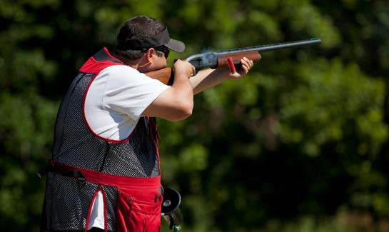 Get some target practice or test your trap and skeet shooting abilities at Bella Vista Village's gun ranges.