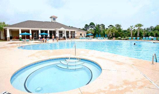 berkshire forest private community in myrtle beach sc
