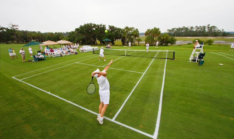 Tennis at Callawassie Island