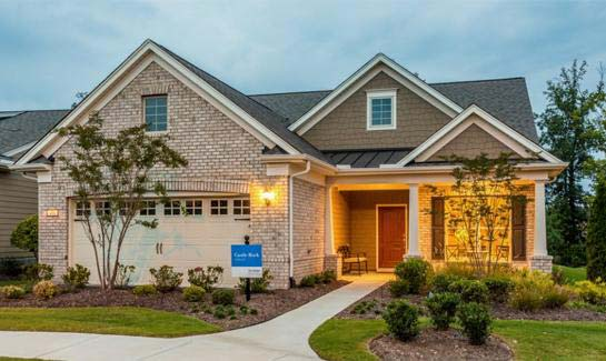 active adult homes raleigh nc