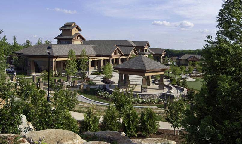 Celebrate by Del Webb Clubhouse