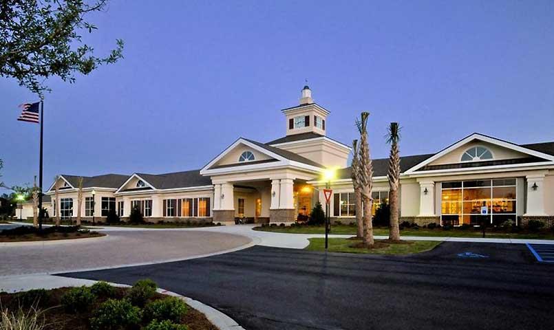 Del Webb Charleston 55 Retirement Community In