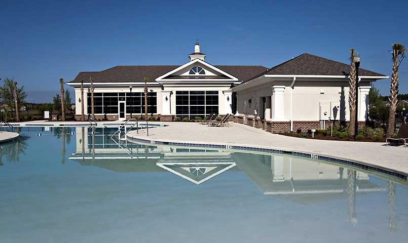 Del webb charleston 55 retirement community in Retirement villages with swimming pools