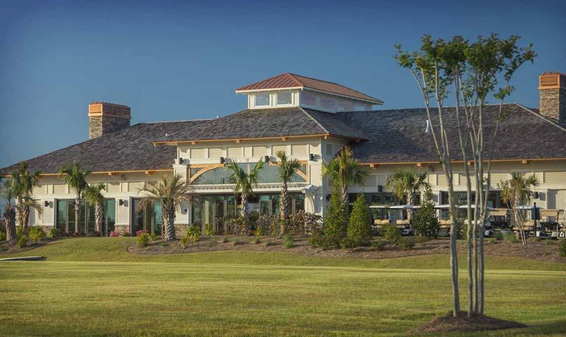 Compass Pointe Gated Golf Retirement Community
