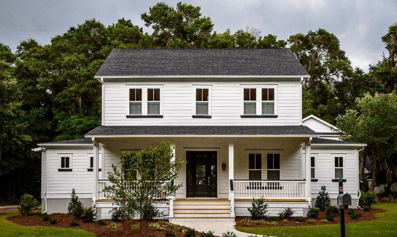 Coosaw Point Luxury Homes Community In Beaufort Sc