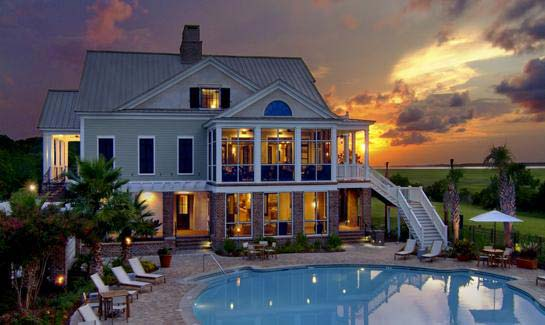 Coosaw Point Luxury Homes Community In Beaufort Country Sc