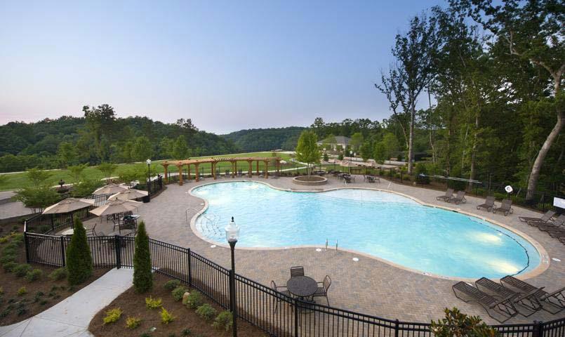 Cresswind At Lake Lanier 55 Retirement Community In Gainesville Georgia