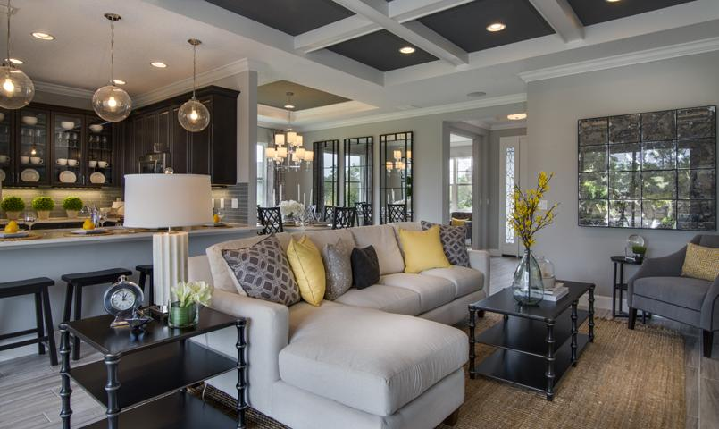 Kolter Homes at Cresswind at Victoria Gardens