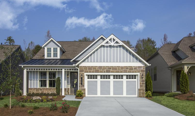 Cypress Model with 3 Bed, 2 Bath, Great Room, Café and optional Study, Sunroom, Fireplace and More