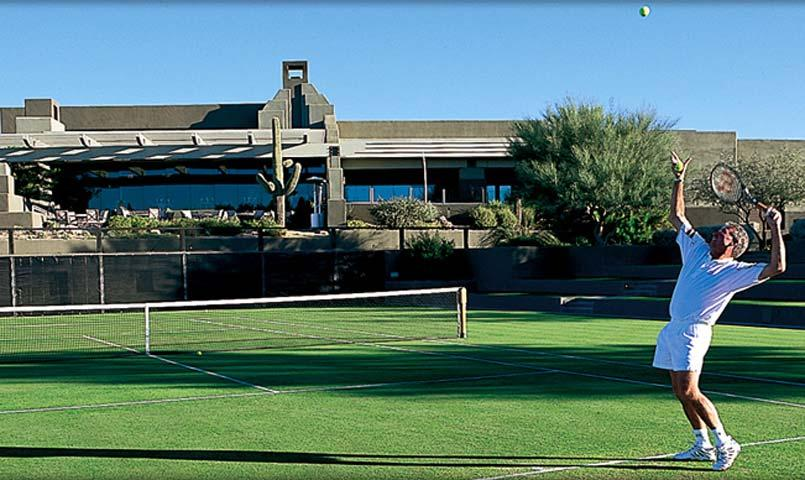 Desert Mountain Gated Golf Community In Scottsdale