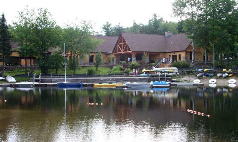 South Cove Activity Center is Eastman's recreation hub