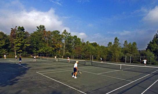 Eastman Tennis Center