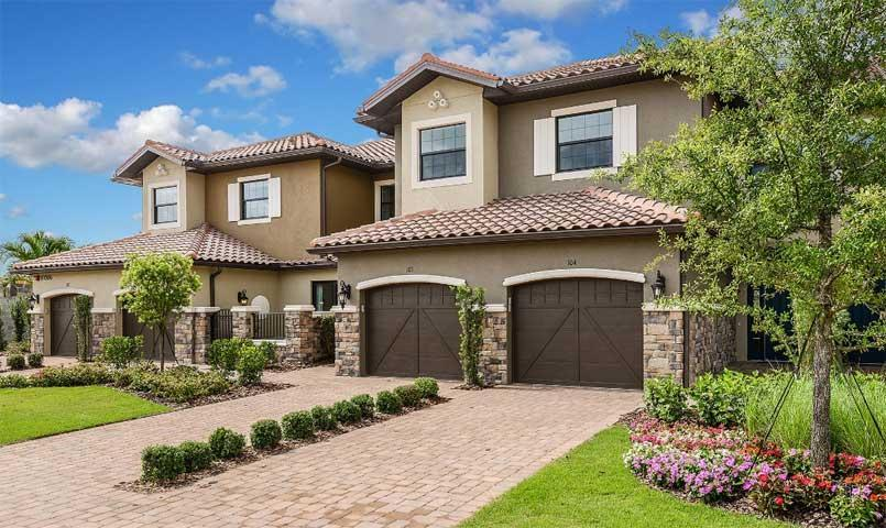 Esplanade at Lakewood Ranch Coach Homes