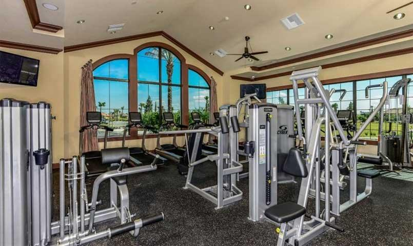 Esplanade at Lakewood Ranch Fitness Center