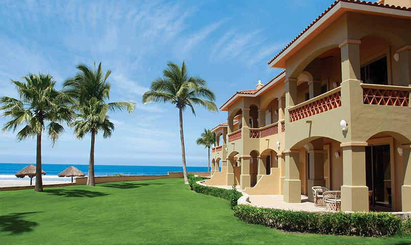 The condos at Estrella Del Mar Golf & Beach Resort