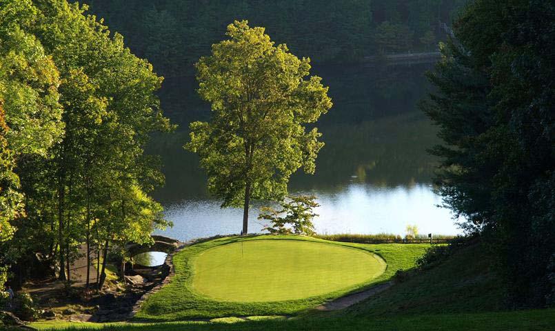 Fairfield Glade Golf Retirement Community In Fairfield