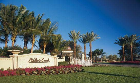 Fiddler's Creek, a private, luxury home  community located in Naples, FL.