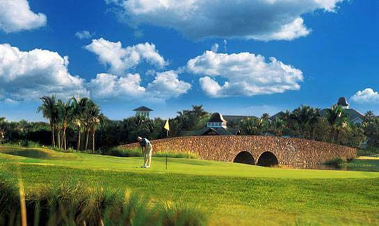 Fiddler's Creek residents have the opportunity to join The Golf Club at Fiddler's Creek, home to The Creek Course.