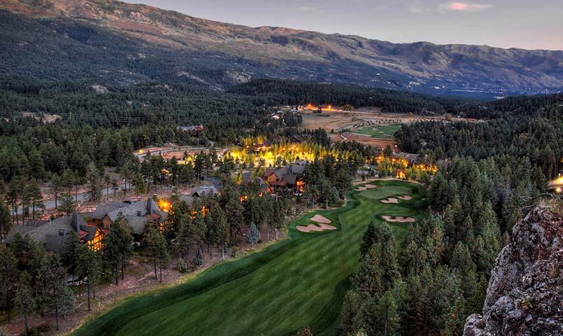 Glacier Club Gated Ski And Golf Community In Durango Co
