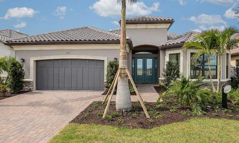 Esplanade At Hacienda Lakes Naples Fl Gated Active