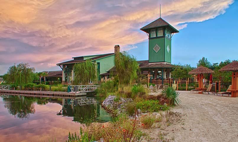 Hampton Lake Gated Lake Community In Bluffton Sc