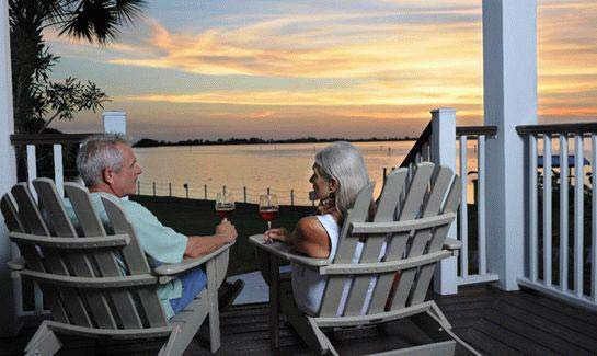 Minto's Harbour Isle offers waterfront resort living on Florida's last private island.