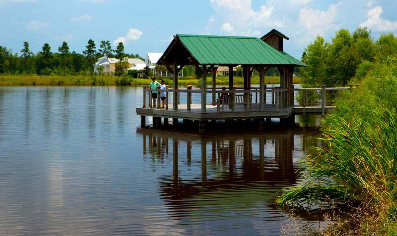 Hilton Head Lakes Gated Lake Community In Hardeeville Sc