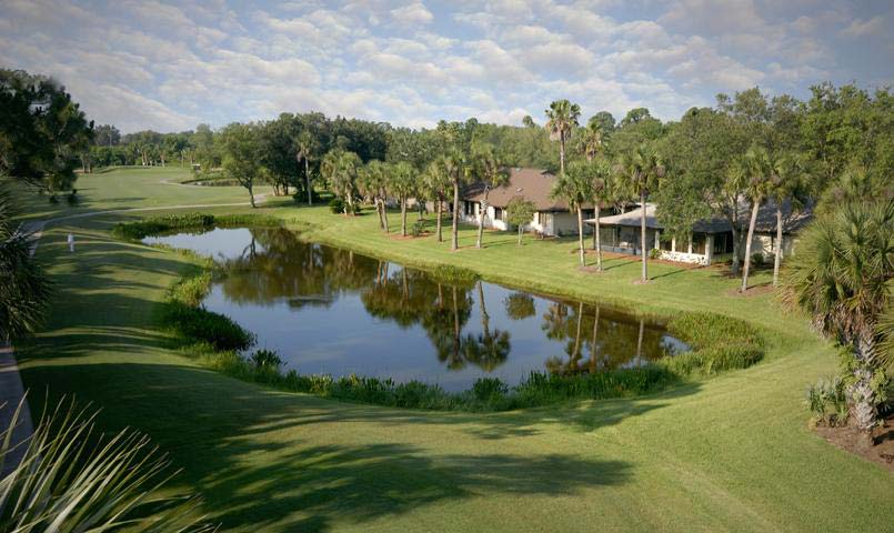 Indian River Colony Club 55 Retirement Golf Community