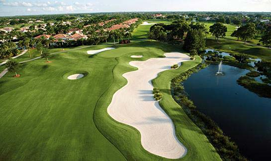"A favorite among the Ibis members, <I>Golfweek Magazine</I> named the Signature Jack Nicklaus-designed Legend course one of the country's ""Most Distinctive Courses"""