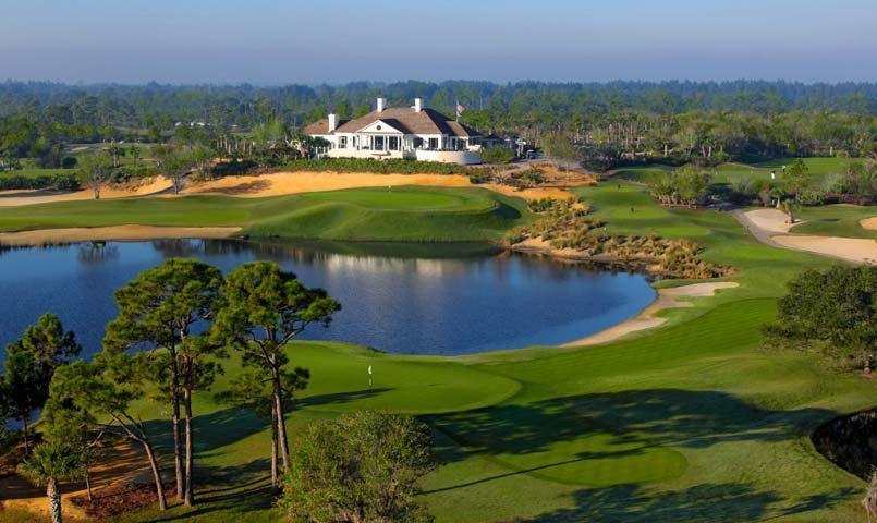 Island West Golf Course Reviews