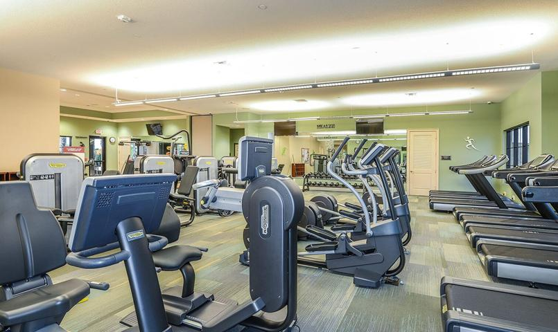 Esplanade at Lakewood Ranch - Fitness Center