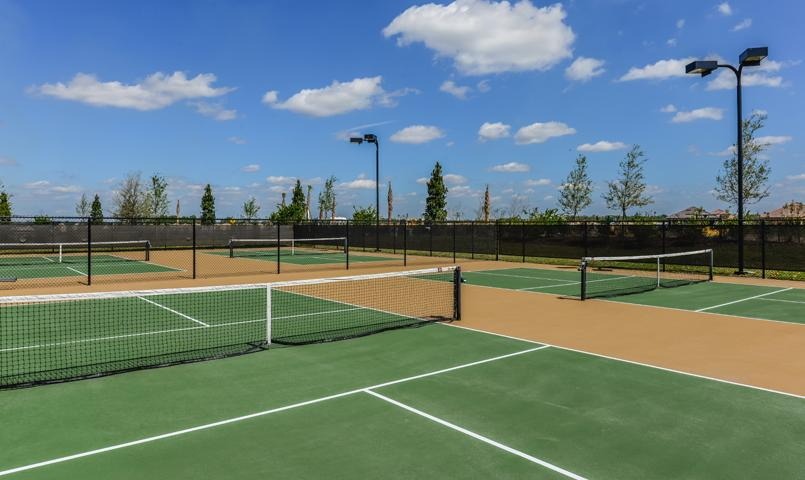 Esplanade at Lakewood Ranch - Pickle Ball Courts