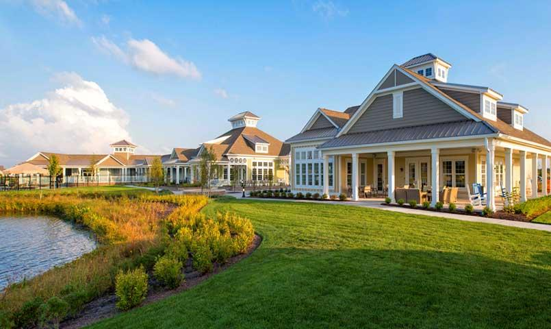 Millville By The Sea Private Community Bethany Beach De