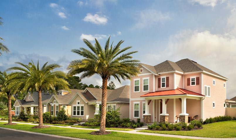 The Enclave neighborhood within Nocatee.